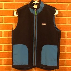 Youth Patagonia vest